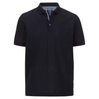 OLYMP Polo modern fit dunkelblau in moderner Schnittform