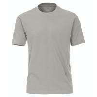 CASAMODA T-Shirt grau in klassischer Schnittform