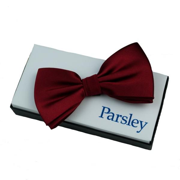 Parsley Fliege dunkelrot