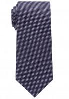 Eterna Krawatte rosa strukturiert