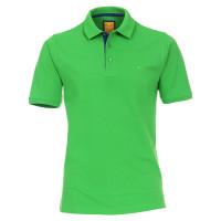 Redmond Poloshirt grün in moderner Schnittform