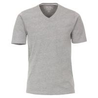 Redmond T-Shirt grau in klassischer Schnittform