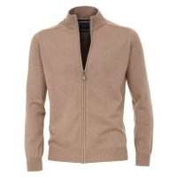 CASAMODA Strickjacke in beige