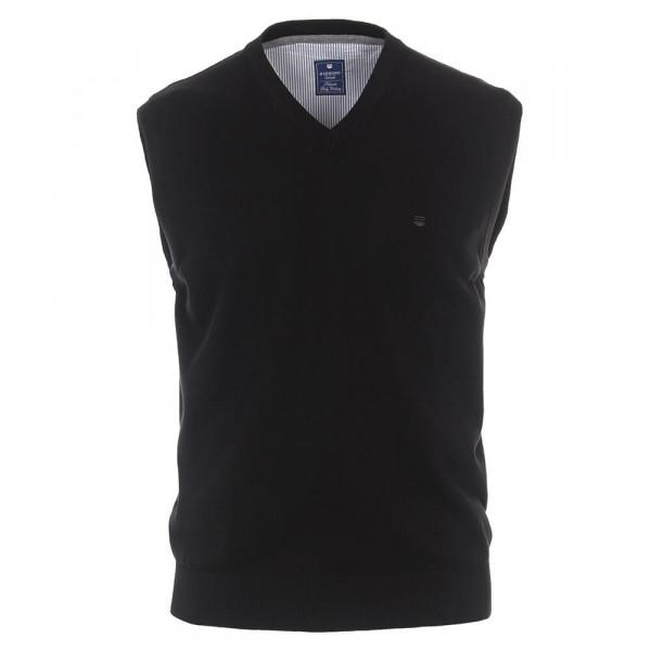 Redmond Pullunder schwarz in klassischer Schnittform