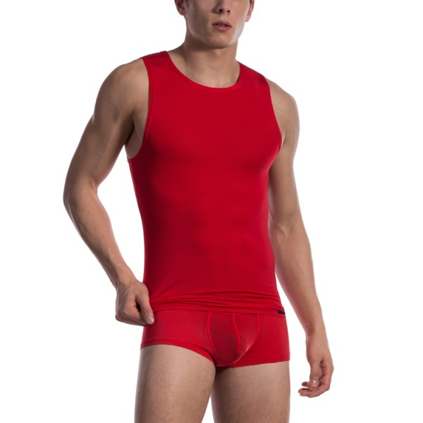 "Olaf Benz ""RED 1201"" rotes Tanktop"