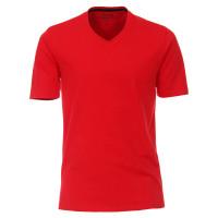 Redmond T-Shirt rot in klassischer Schnittform