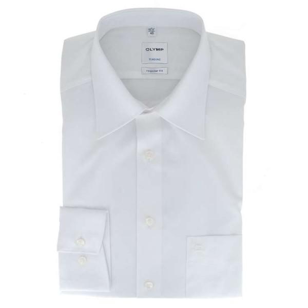 olymp tendenz regular fit hemd wei 050064 00 feine hemden. Black Bedroom Furniture Sets. Home Design Ideas