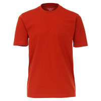 CASAMODA T-Shirt orange in klassischer Schnittform