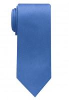 Eterna Krawatte hellblau unifarben