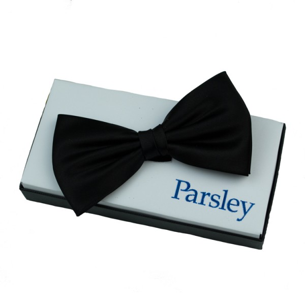 Parsley Fliege schwarz